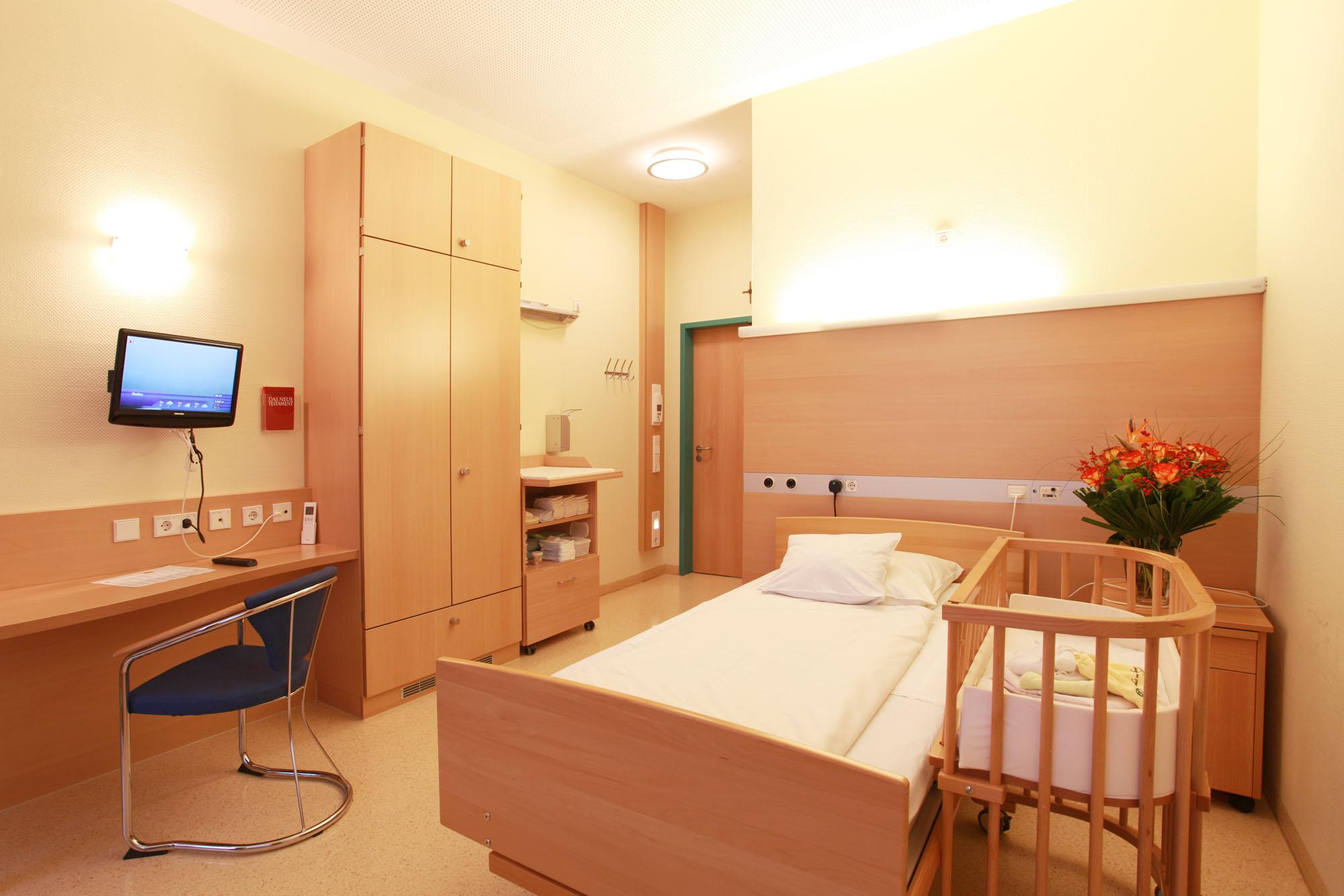 Räumlichkeiten Archiv - Klinik Sankt Elisabeth
