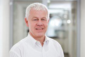 Portrait Prof. Dr. med. Desiderius Sabo